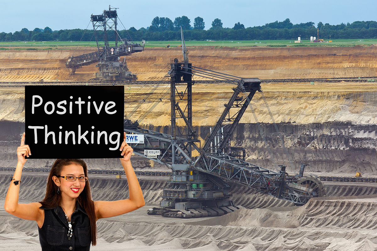 Bucketwheel Excavators - Think Positive